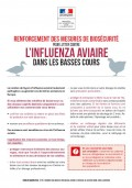 Information - Influenza aviaire